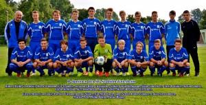 Die B-Junioren der SG Stadtilm/Griesheim spielen in der Saison 2013/14 in der Kreisoberliga Mittelthüringen.